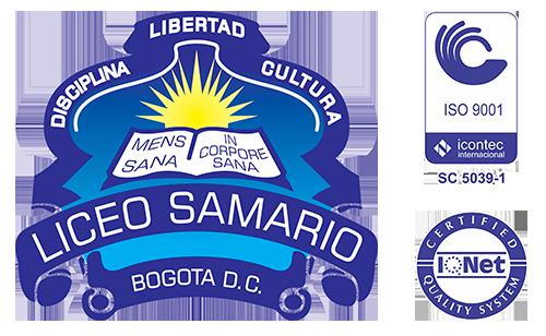 Escudo-Liceo-Samario-con-ICONTEC